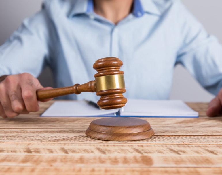 Prozessrecht-Recht-Richter-Dokument